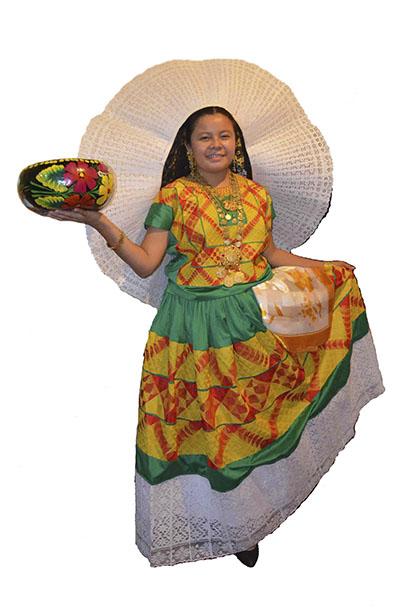 El Tocado De La Mujer Tehuana Escáner Cultural
