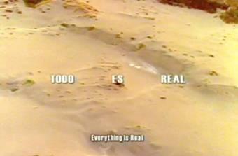"""Tevo Díaz. Fotograma, """"Señales de Ruta"""", 2000"""
