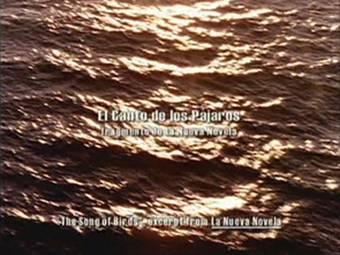 """Tevo Díaz. Fotograma, """"Señales de ruta"""", 2000."""