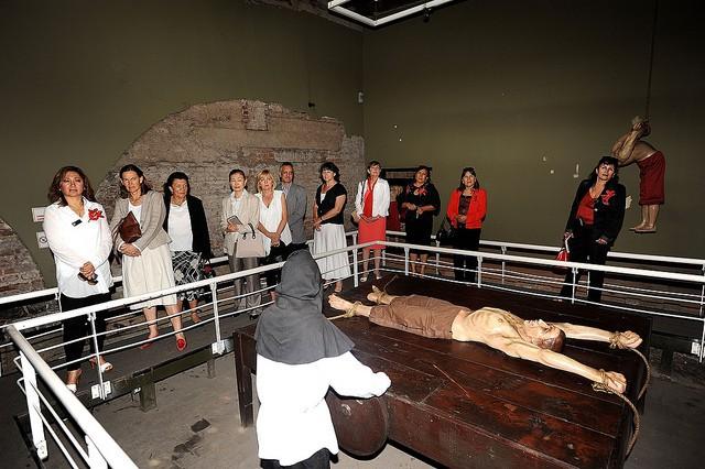 Museo de la Santa Inquisición. Ciudad de Lima, Perú. Foto: porconocer.com