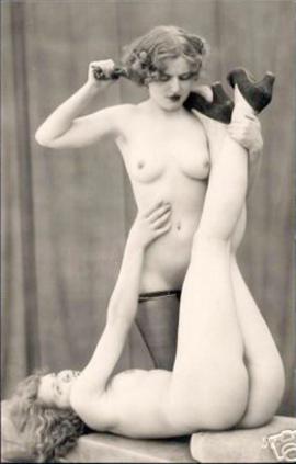 Erotica tacones altos